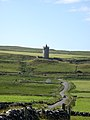 Tag 6 - Wanderung Cliffs of Moher - Doolin - Doonagore Castle - panoramio.jpg
