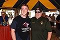 Tailgate Bayhawks Game Navy Marine Corps Memorial Stadium (28154089557).jpg