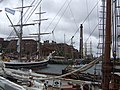 Tall ships, Liverpool 08 in the Canning Half Tide Dock - geograph.org.uk - 891571.jpg