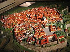 Tallinn old town model.jpg