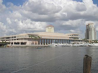 Tampa Convention Center - Image: Tampa Convention Center