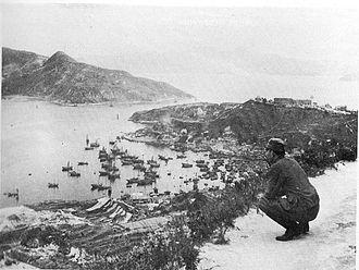 Aldrich Bay - Aldrich Bay in 1941.