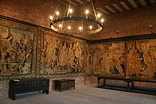 Tattershall Castle, Lincolnshire - Wikipedia