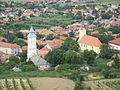 Tarcal, view from the Tokaj mountain.JPG