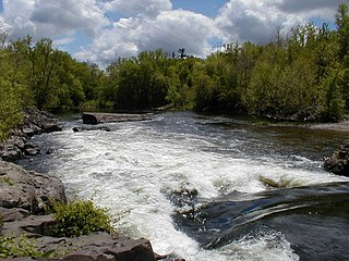 Farmington River River in the United States of America