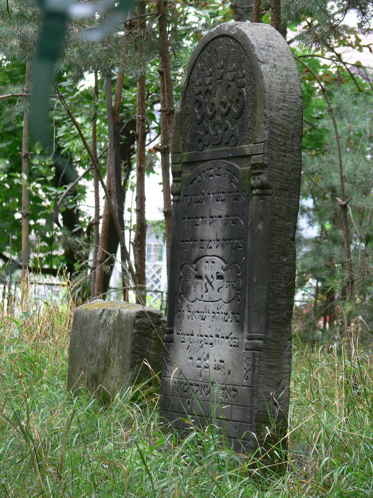 Jewish Cemetery of Tar...