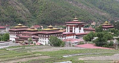 Dzong Architecture Wikipedia