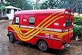 Tata 407 Postal Van, Dharwad.jpg