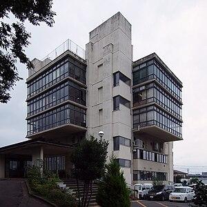 Kiyonori Kikutake - Image: Tatebayashi Civic Center 2009