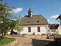 Taunusstein-Neuhof, ev. Kirche, 1717 eingeweiht.jpg