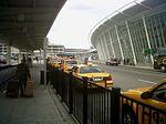 Taxis at JFK airport.JPG