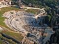 Teatro greco di Siracusa - aerea.jpg