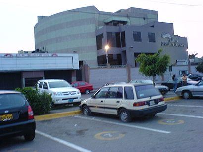 Cómo llegar a Teatro Peruano Japonés en transporte público - Sobre el lugar