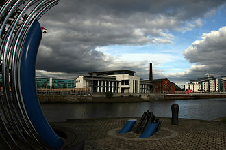 SA1 Swansea Waterfront - The Technium Centre
