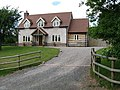 Tedney Lane - The Lodge - geograph.org.uk - 848142.jpg