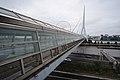 Teleport Bridge Tokyo Metropolitan Highway in Odaiba 2 dllu.jpg