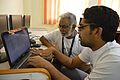 Telugu Editathon - Wiki Conference India - CGC - Mohali 2016-08-07 8346.JPG