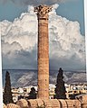 Temple of Olympian Zeus column.jpg
