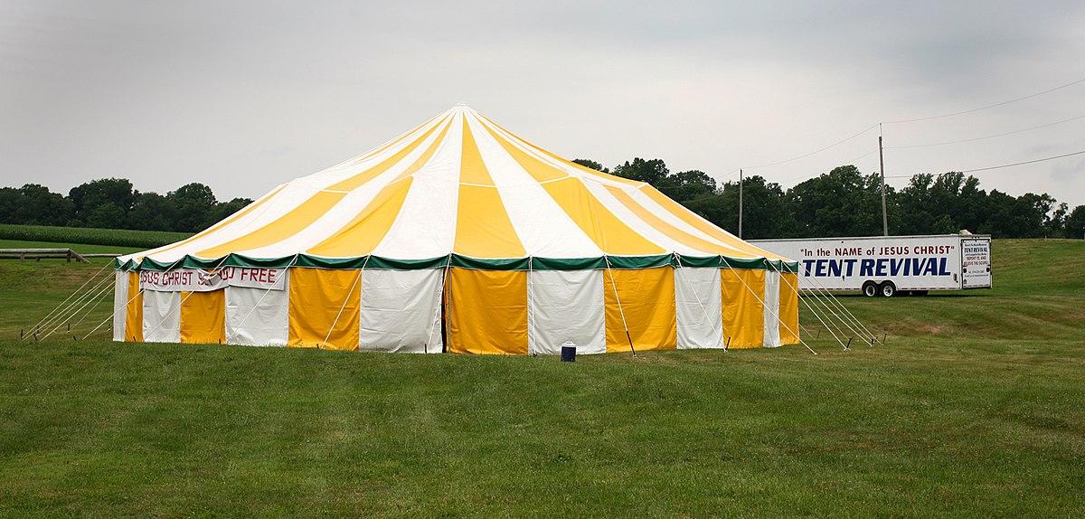 & Tent revival - Wikipedia