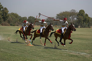 Tent pegging (montage).jpg
