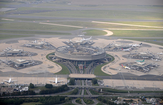 Le Terminal 1 de Roissy-CDG