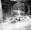 Tesar- mojster, Ponova vas 1948.jpg