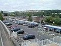 Tesco car park, Pontypool - geograph.org.uk - 2438197.jpg