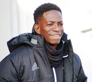Mushaga Bakenga Norwegian footballer