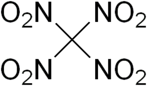 Tetranitromethane - Image: Tetranitromethane