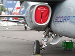 Textron Scorpion at SIAE 2015 - 7.jpg
