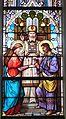 Thaya Pfarrkirche - Fenster 2a Vermählung Mariens.jpg