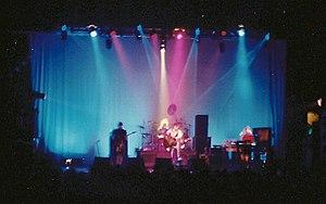 The Samples - The Samples in concert, September 25, 1993