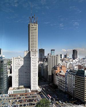 Avenida Leandro N. Alem - Image: The Alas Building panorama