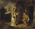 The Angel and Gideon (Gerbrandt van den Eeckhout) - Nationalmuseum - 17422.tif