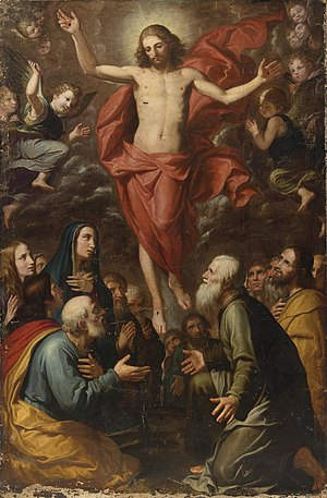Giovanni Bernardino Azzolini - Ascension