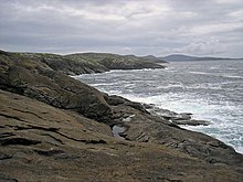 The Atlantic coastline of Fiaraigh - geograph.org.uk - 1476942.jpg