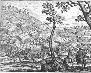 1636 in Sweden - The Battle of Wittstock 1636