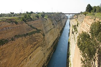 Béla Gerster - Béla Gerstner worked as chief engineer of the Corinth Canal