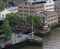 The Entrance to St Katharine's Dock - geograph.org.uk - 1623700.jpg