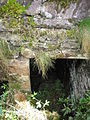 The Entrance to the Waterwheel Chamber, Commonside Corn Mill - geograph.org.uk - 1445386.jpg