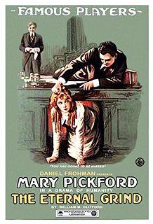 <i>The Eternal Grind</i> 1916 film by John B. OBrien