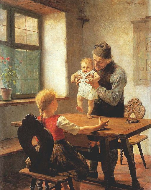 The First Steps 1889
