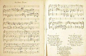 Louisa Lumsden - Girton Pioneers college song commemorating the first three women to gain the Cambridge Tripos.