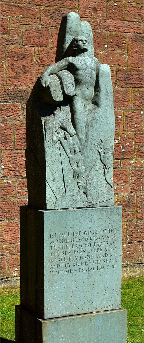 The Hand, Sculpture, St Bees