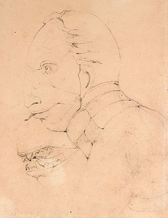 The Ghost of a Flea - Image: The Head of the Ghost of a Flea (Blake)