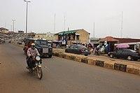 The Highway of the City of Ado-Ekiti in Ekiti State, Nigeria.jpg