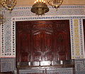 The Holy Ark of Aben Danan synagogue-Fes Morocco.jpg