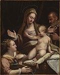 The Holy Family with Saint Catherine of Alexandria LACMA M.2011.2.jpg