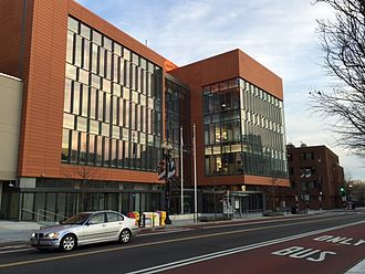 Howard University - The Interdisciplinary Research Building