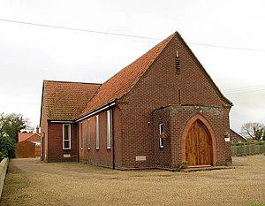 Trunch - Image: The Methodist Church in Trunch geograph.org.uk 1075595